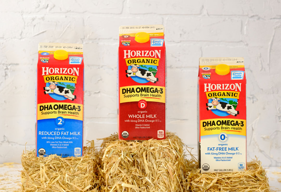 About Horizon Organic Milk