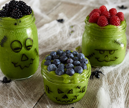 Frankenstein Smoothie