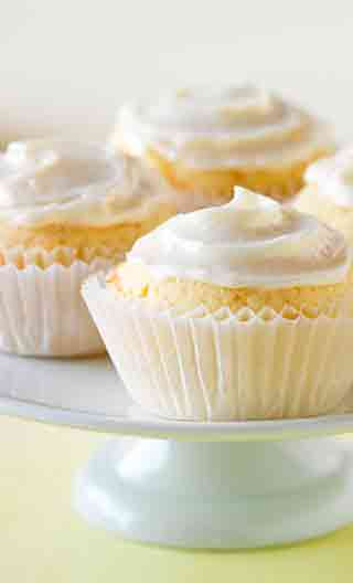 Lemon Bliss Cupcakes