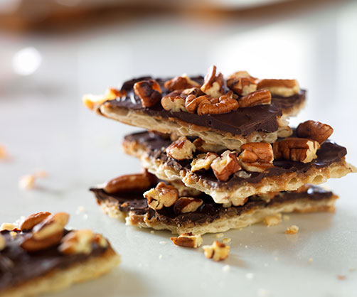 Matzoh Toffee Crunch