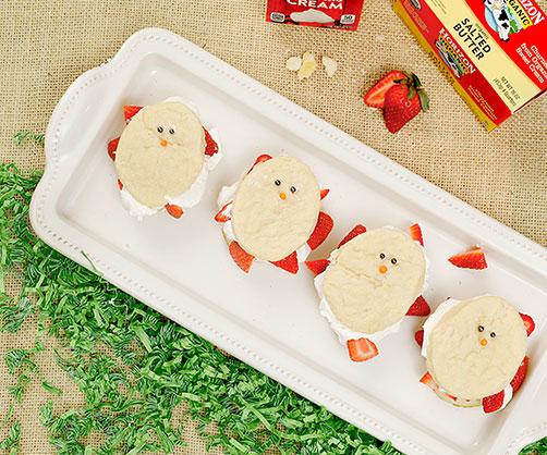 Strawberry Shortcake Chicks