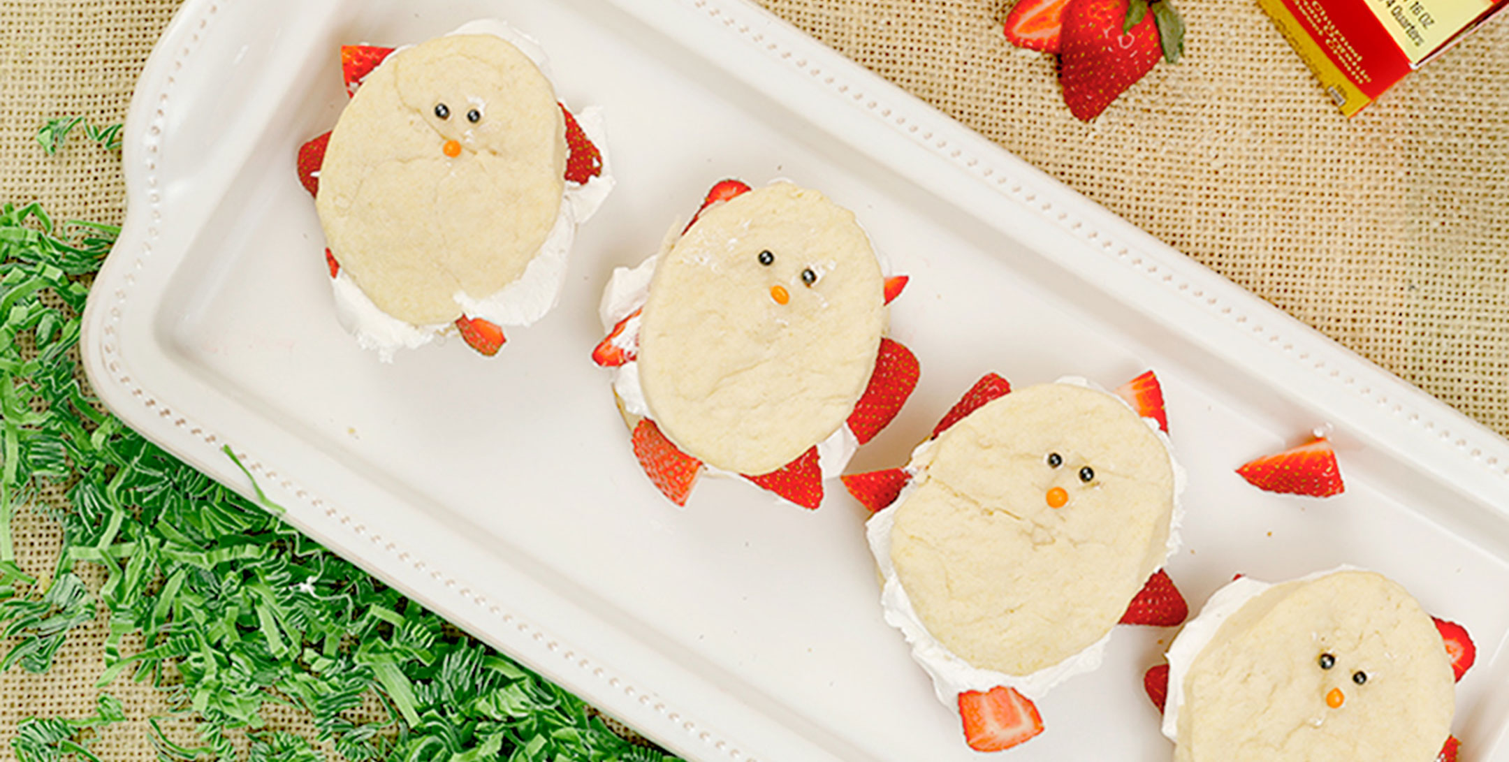 Strawberry Shortcake Chicks