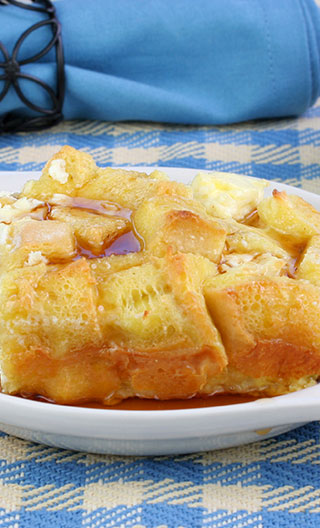 Horizon Baked French Toast