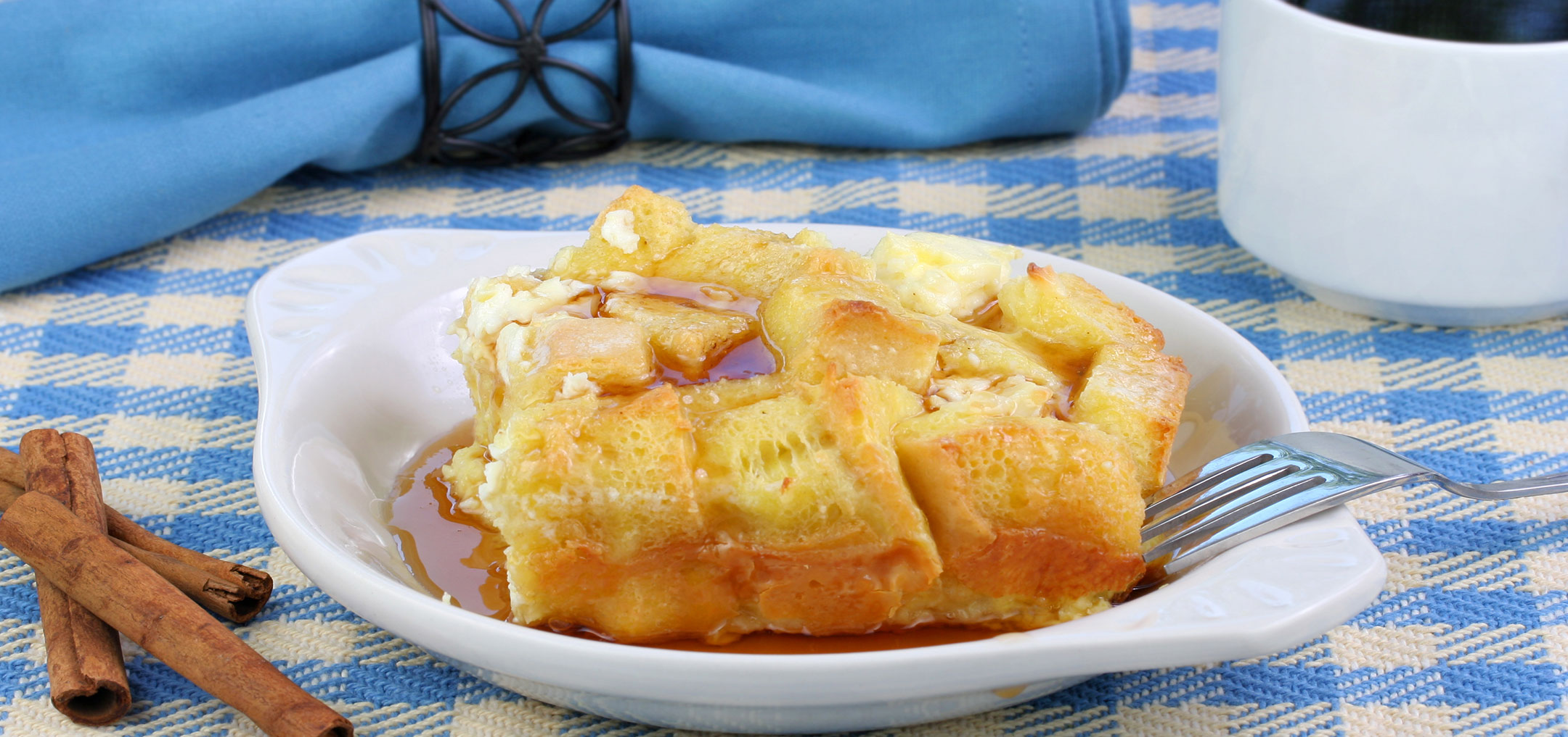 Horizon Baked French Toast