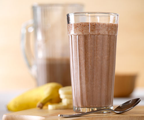 Chocolate Power Smoothie