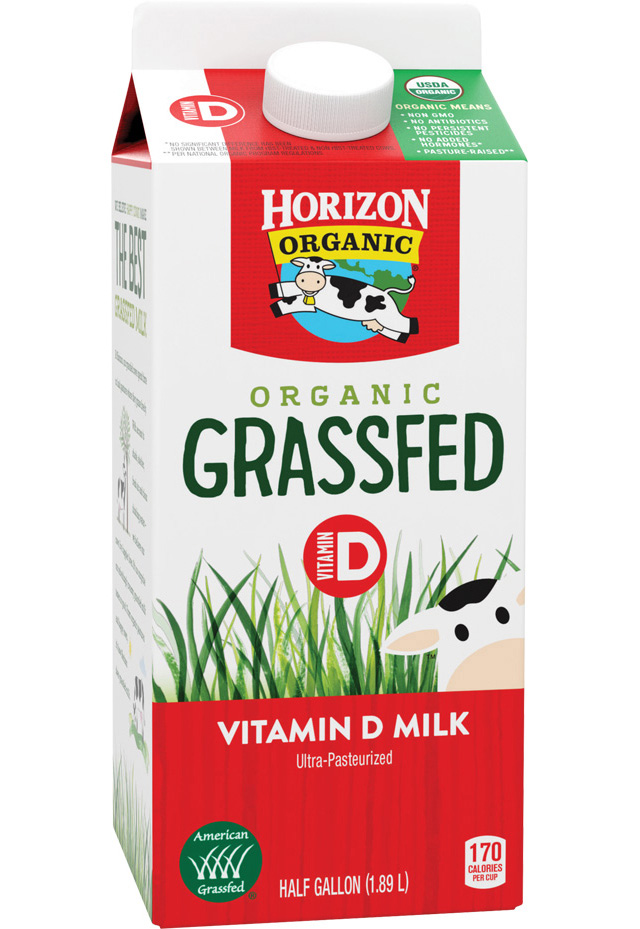 Horizon Organic Grassfed Whole Milk