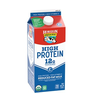 Horizon Organic High Protein 2% Milk