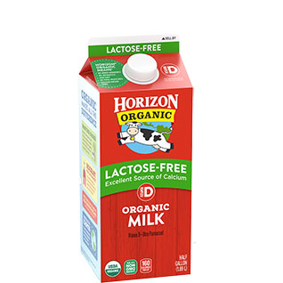 Horizon Organic Lactose Free Whole Milk