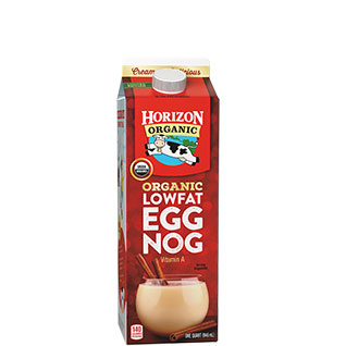 Horizon Organic Low Fat Egg Nog