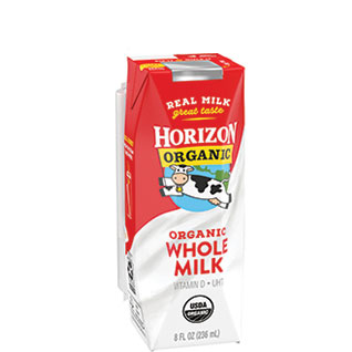 Organic Whole Milk Box